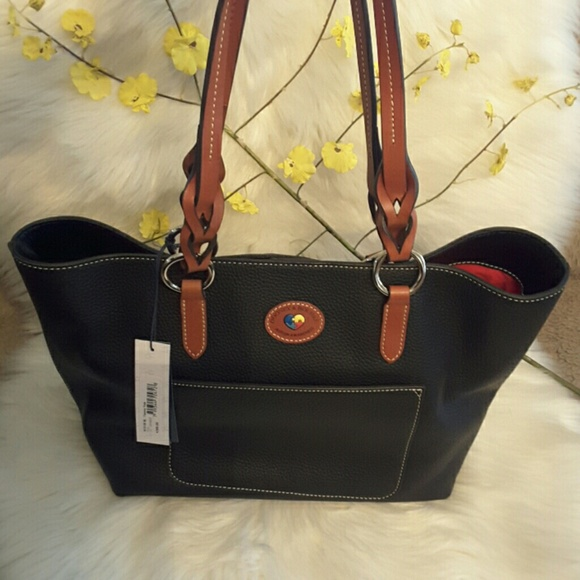 7112563d0 dooney and Bourke Bags | Tammy Tote Genuine Leather Bag | Poshmark